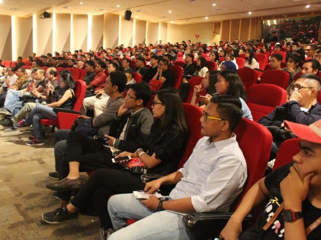 Hadirkan Animator Beken, Indonesian CG Heroes Ramai Peserta