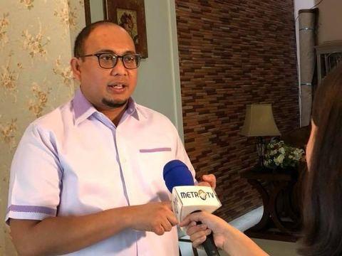 Juru Bicara BPN Prabowo-Sandi, Andre Rosiade.