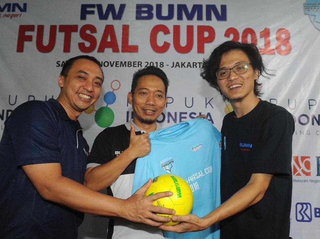 BUMN Futsal Cup 2018