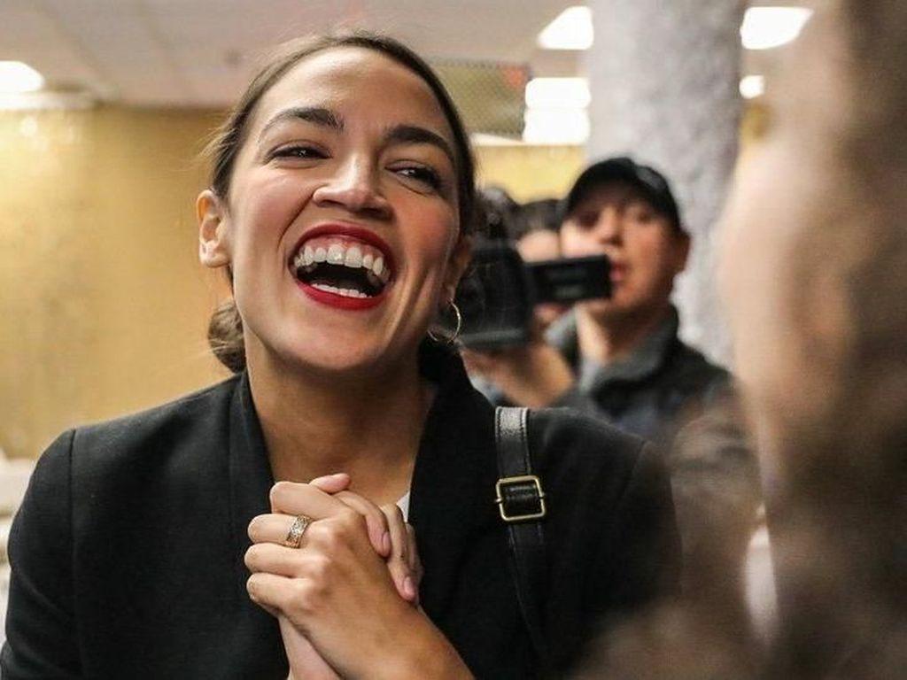 Wanita Termuda di Kongres AS Tak Sanggup Bayar Sewa