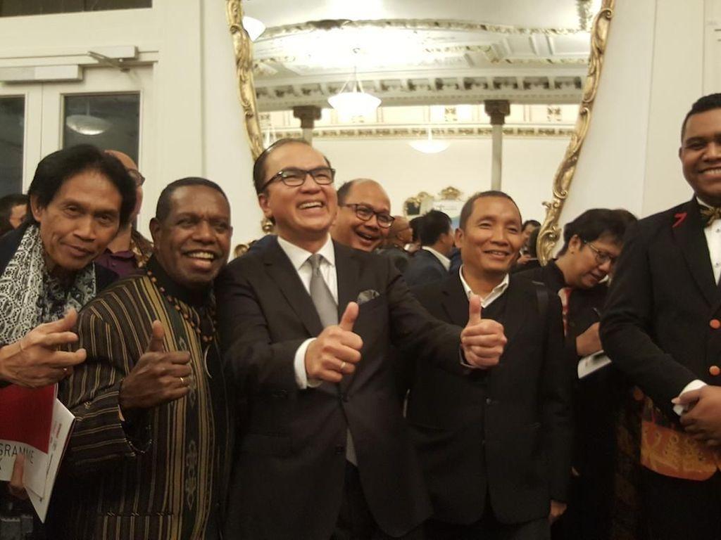 Diplomasi Budaya ala Tantowi Yahya