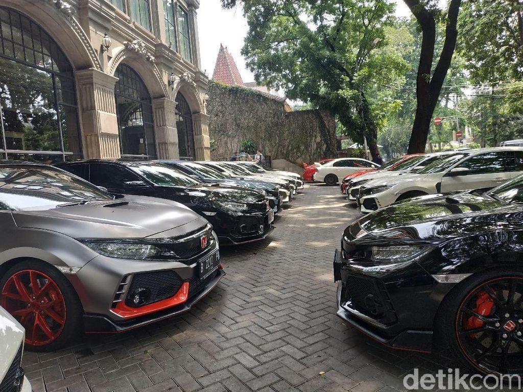 Gosip Panas, Honda Civic Type R Bakal Dijadikan Hybrid