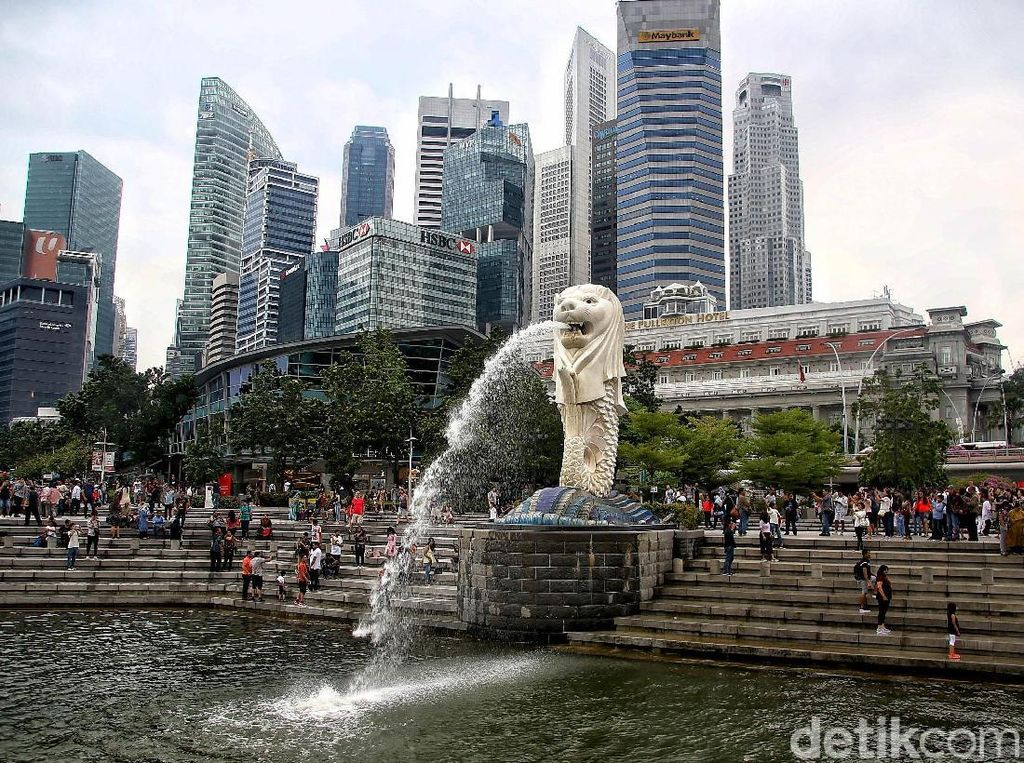 Singapura yang Lagi Happy