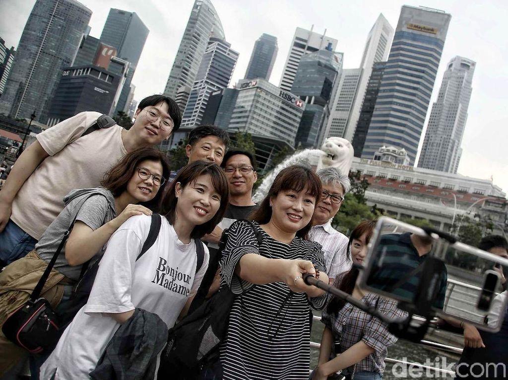 COVID-19 Bikin Populasi Singapura Turun, Terparah Sejak 1950