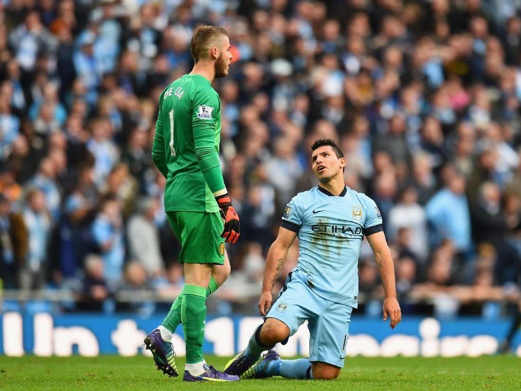 Head to Head Manchester City vs MU