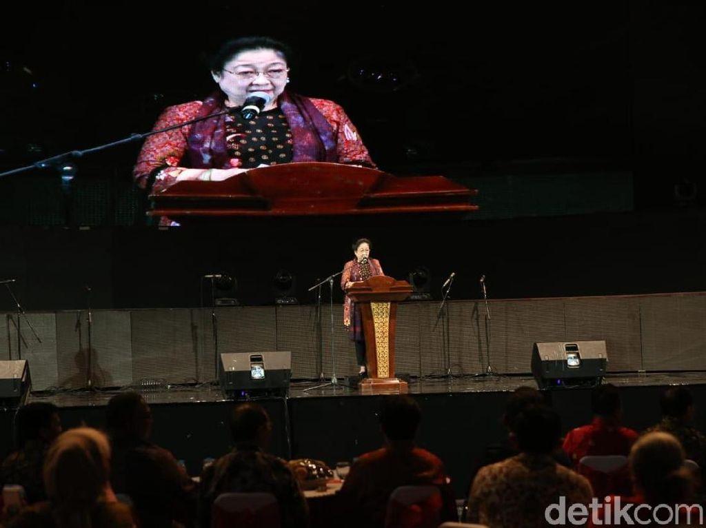 Megawati Ungkap Peran Orang Jepang di Sejarah Bendera Pusaka