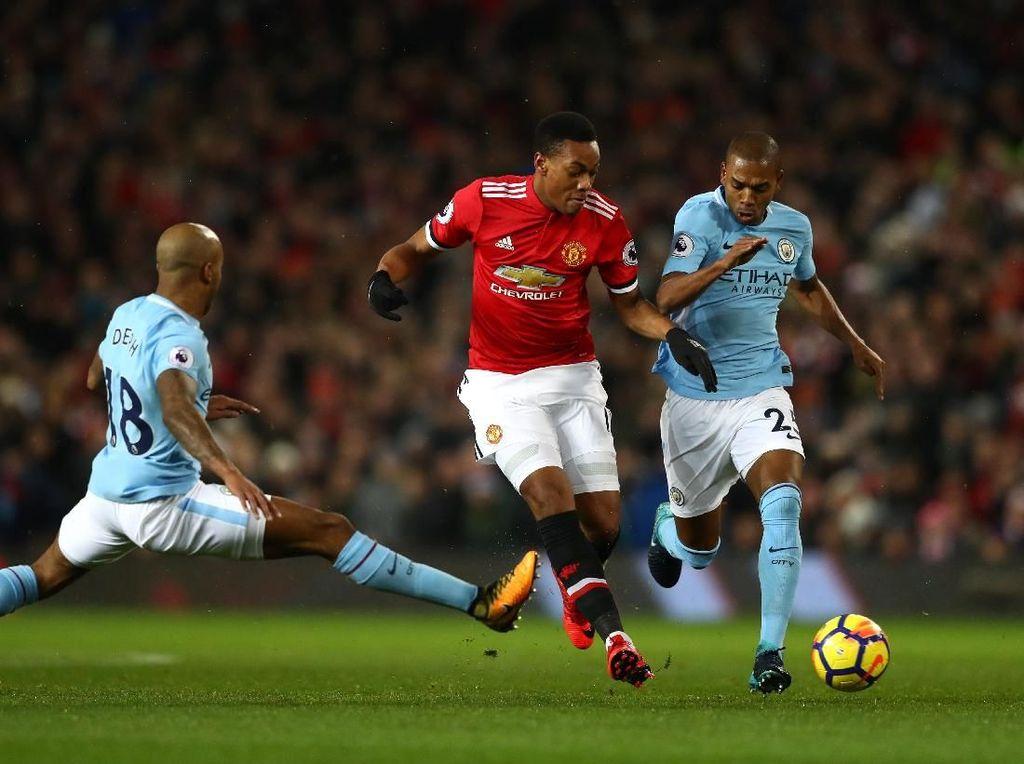Martial Kini Fokus ke Pergerakan Tanpa Bola
