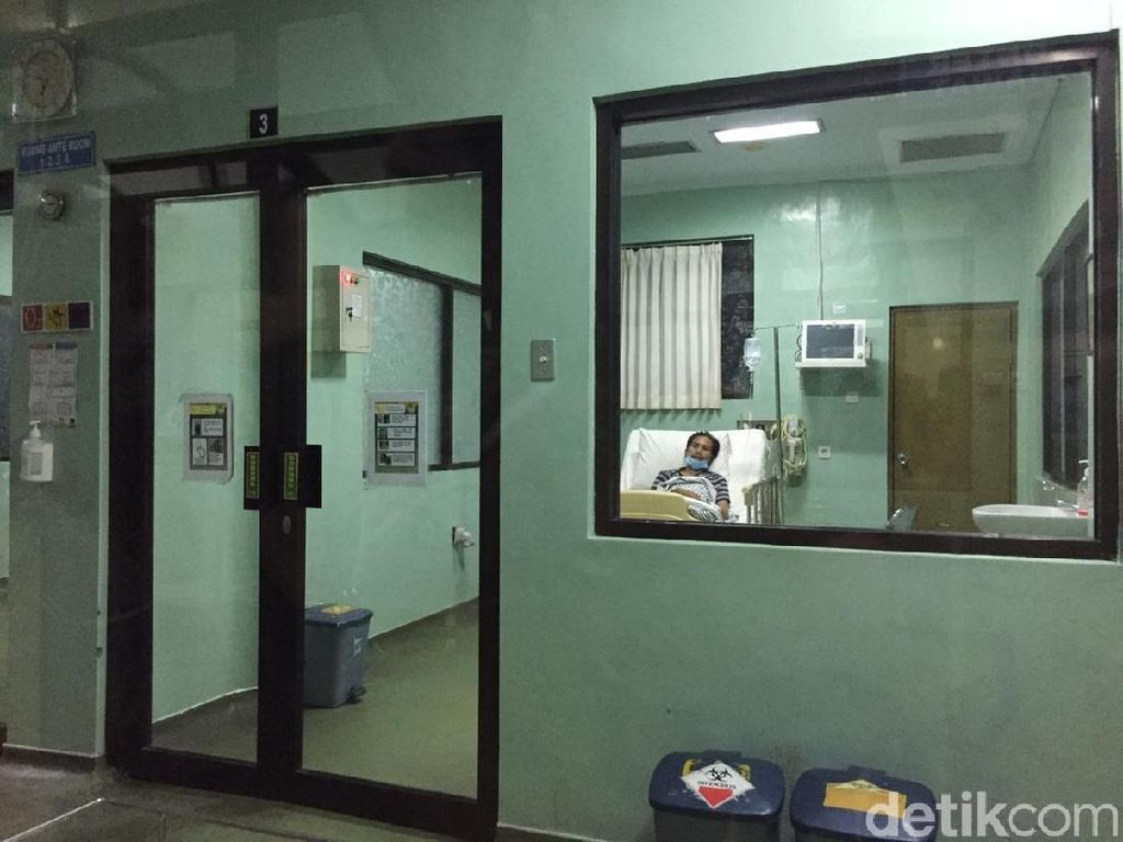 Mengintip Ruang Khusus untuk Isolasi Ancaman Wabah di Bali