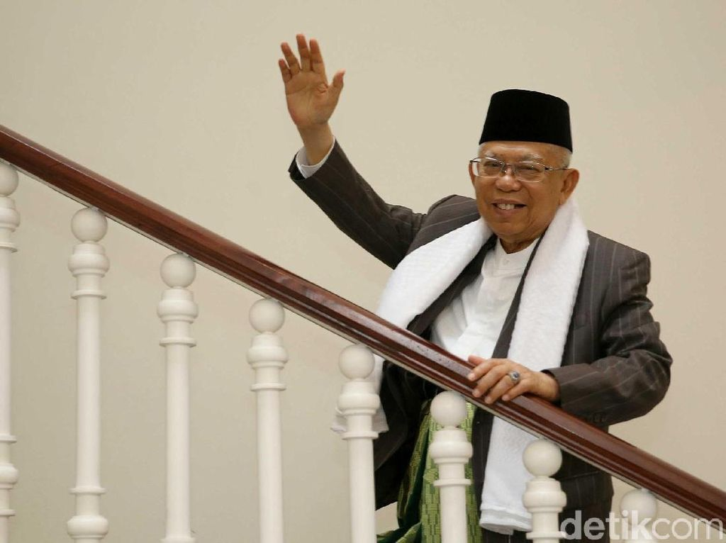 Arab Saudi Setop Umrah, Maruf: Kita Usaha Indonesia Tak Masuk yang Dilarang