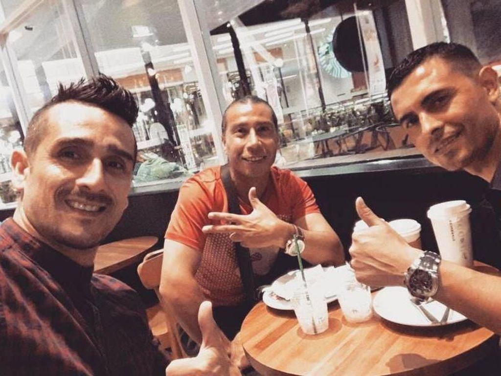 Sebelum Terciduk Kasus Narkoba, Claudio Martinez Sering Makan Bareng Teman