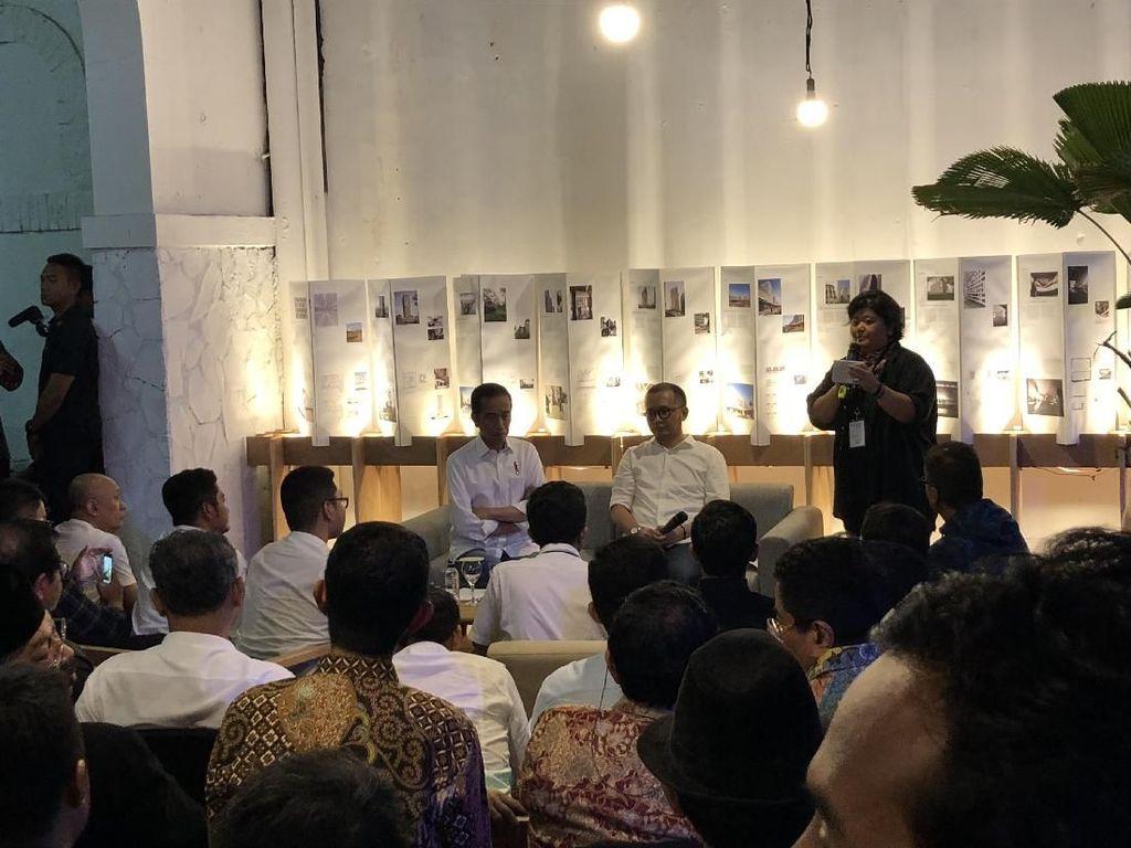 Jokowi: Buat Takut Negara Lain, Jangan Bangsa Sendiri