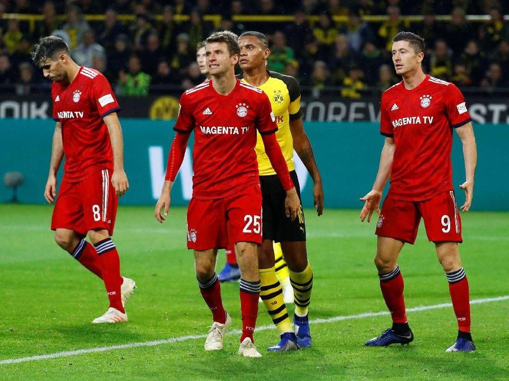 Meski Kalah, Performa Bayern Puaskan Kovac