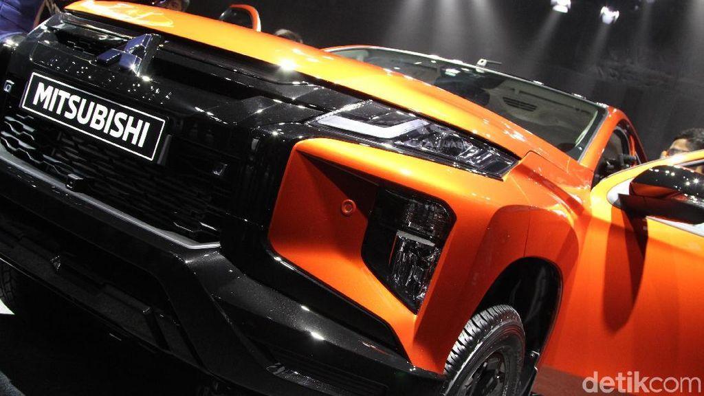 Mobil Pikap Mitsubishi yang Kini Bertampang Pajero Sport dan Xpander