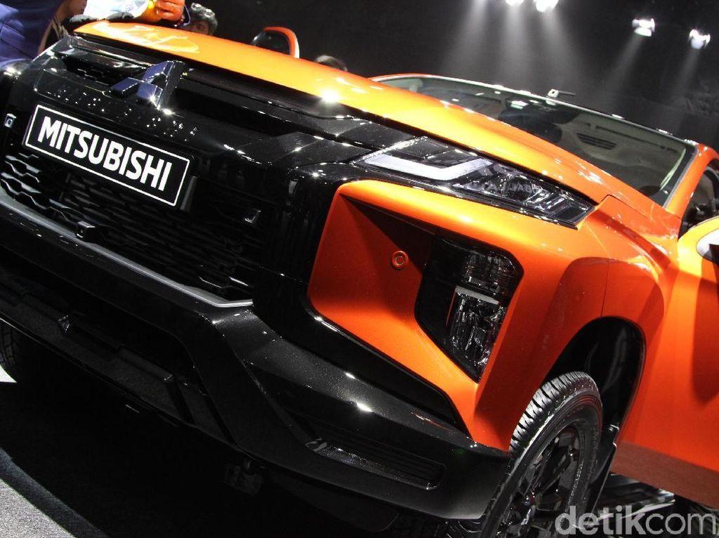 Desain Baru Mitsubishi Triton Berkat Masukan Konsumen