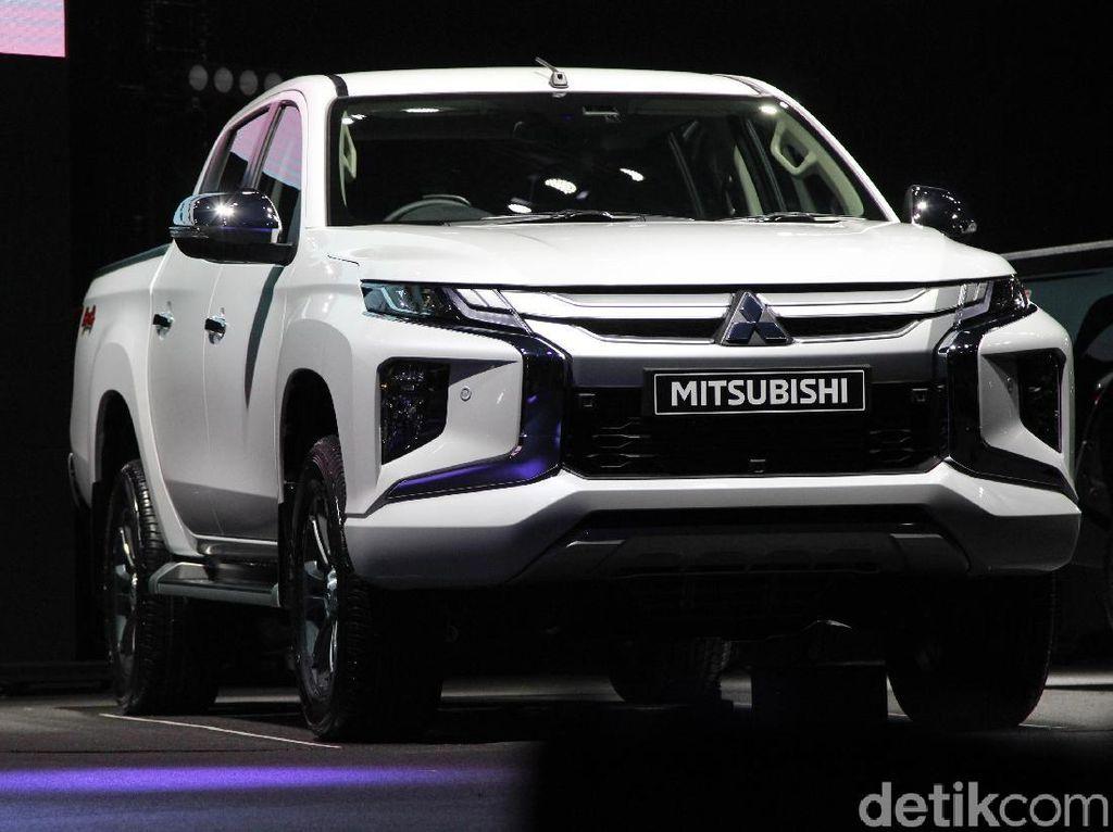 Populasi Mitsubishi Triton di Indonesia, Terbanyak Ketiga di Dunia