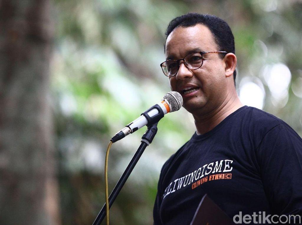 Anies Beri Gambaran Pengelolaan Pulau Reklamasi oleh Pemprov DKI