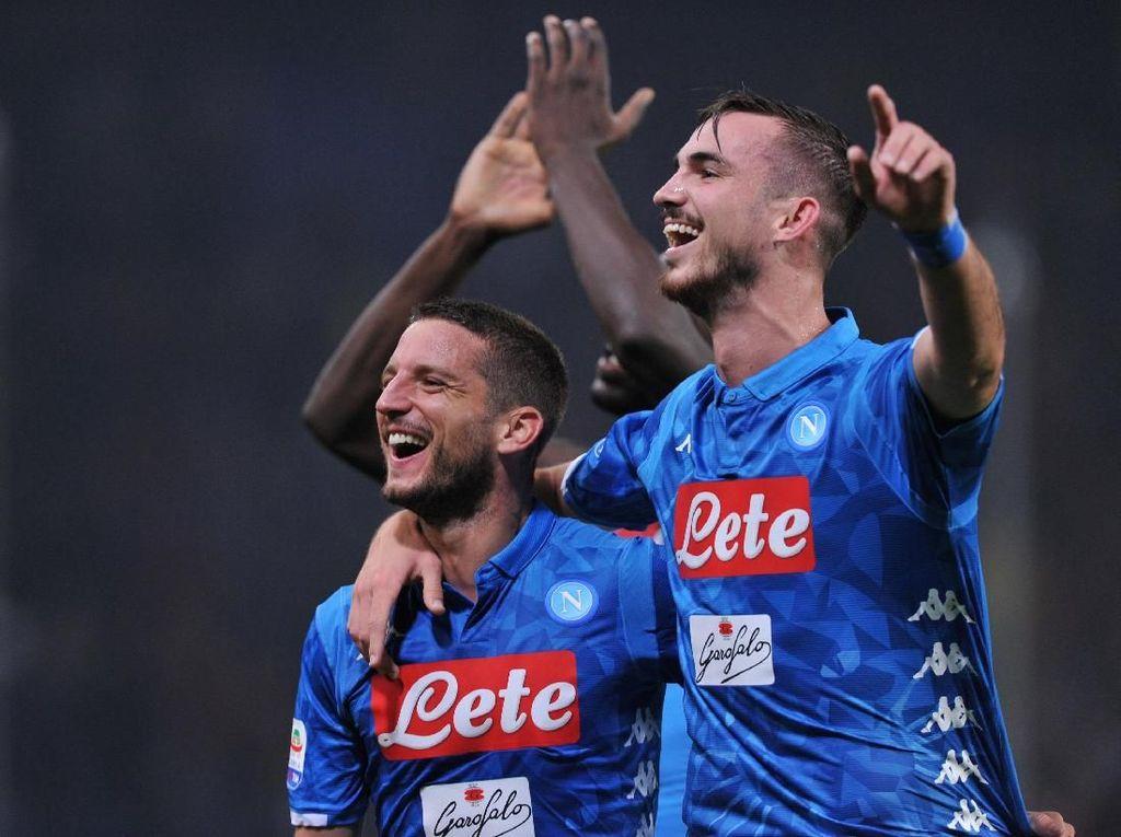 Napoli si Jago Comeback
