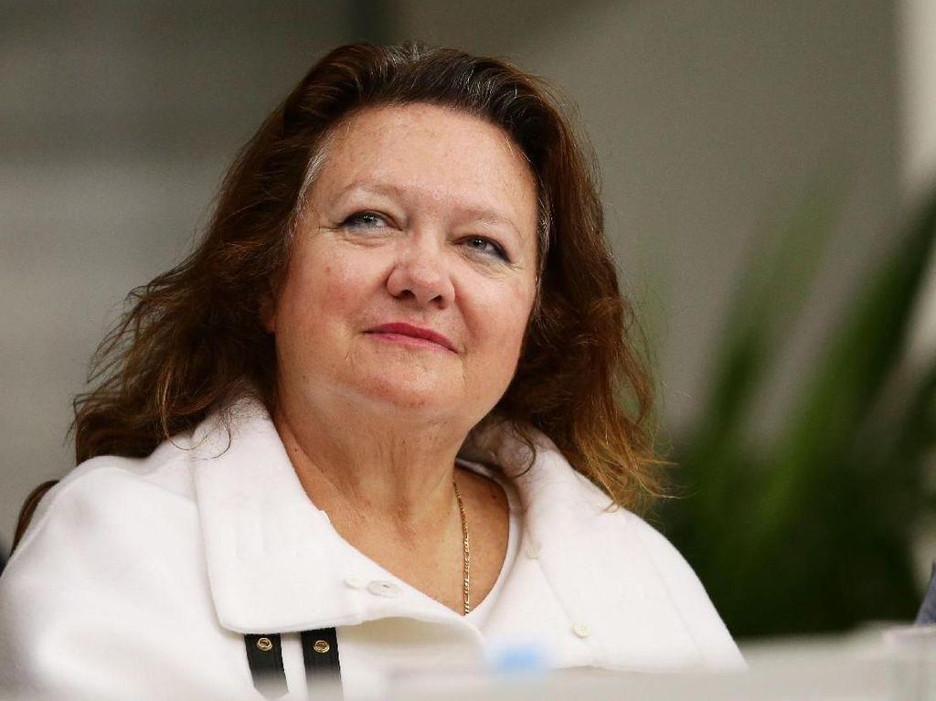 Perjuangan The Iron Woman, Orang Paling Tajir di Australia
