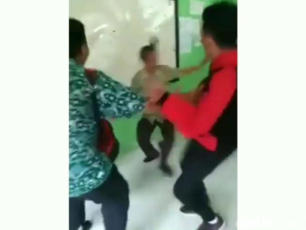 Viral Video Guru Di-bully di Kelas, Kepsek Panggil Wali Murid