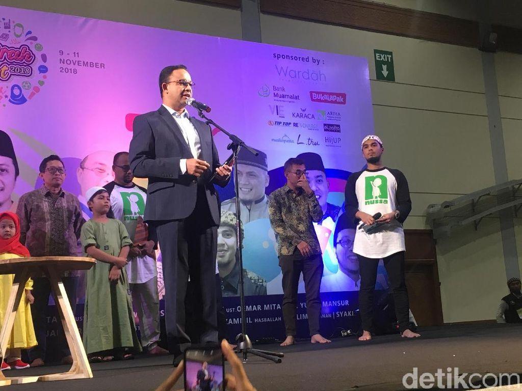Anies Senang Pemprov DKI Jalin Kerja Sama Buat Animasi Islami