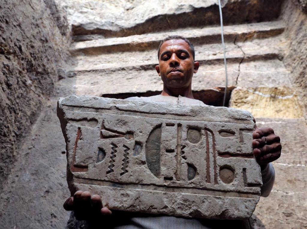Temuan Baru di Makam Kuno Mesir: Mumi Kumbang hingga Patung Kucing