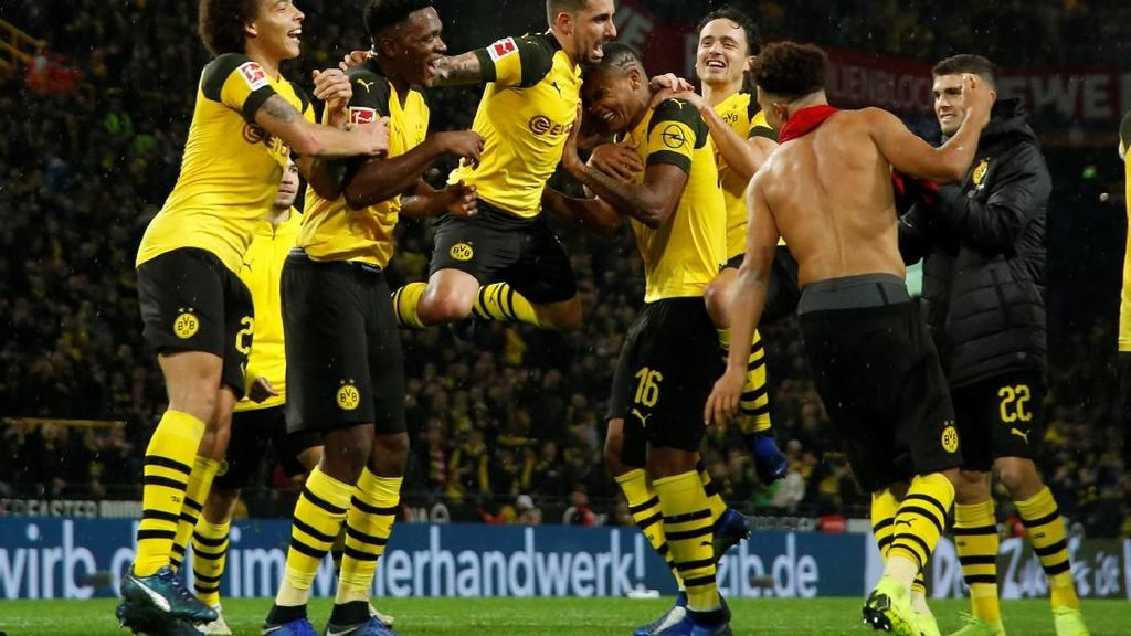 Kalahkan Bayern Belum Menjamin Dortmund Bakal Juara