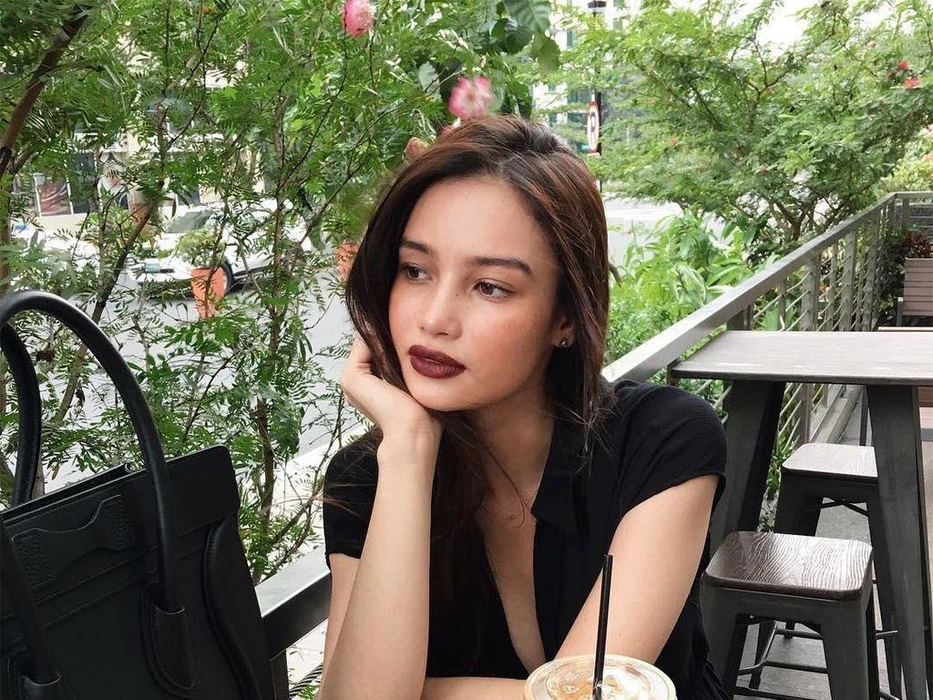 Kelsey Meritt, Victorias Secret Angel dari Filipina yang Hobi Makan!