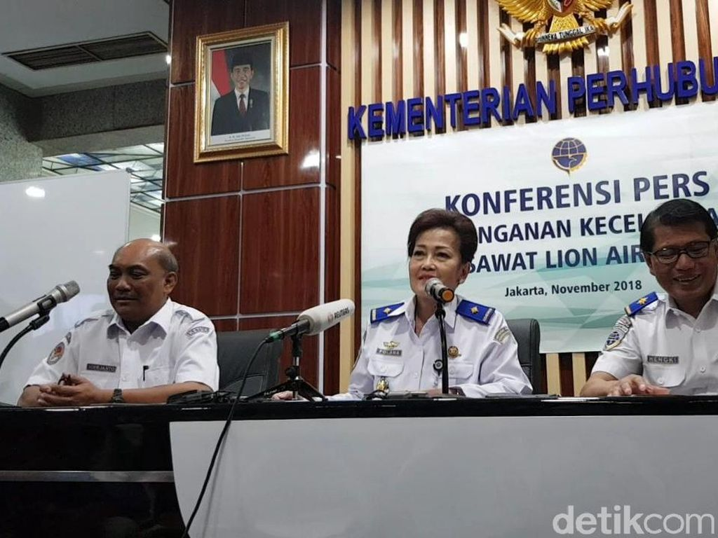 KNKT Tetap Cari CVR Black Box Lion Air