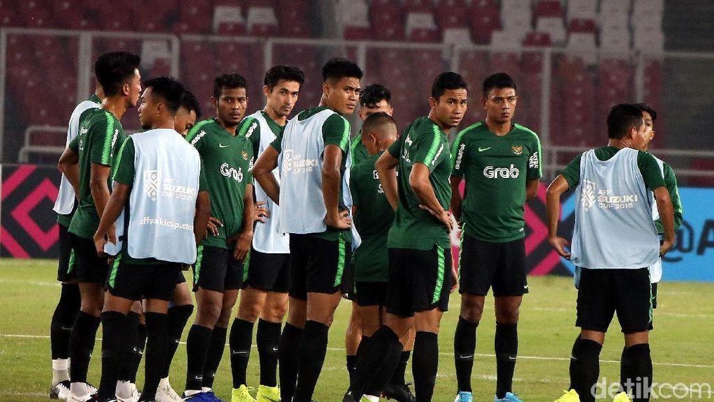 Jadwal Siaran Langsung Piala AFF 2018: Indonesia vs Timor Leste