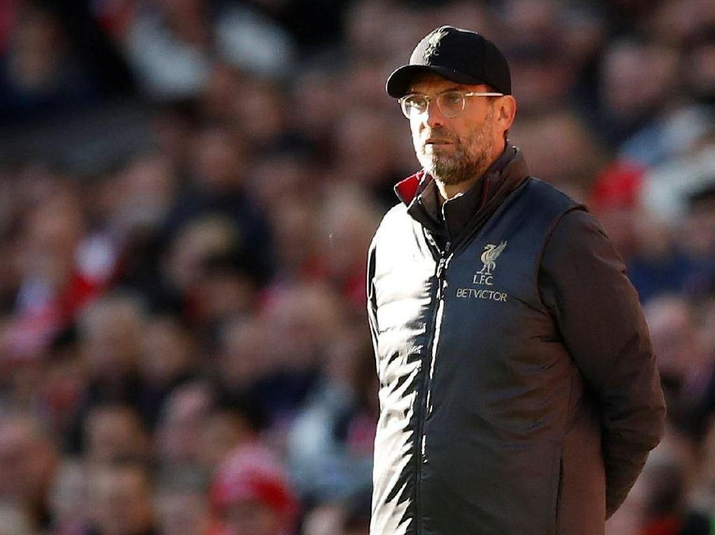 Meski Liverpool Buang Peluang, Klopp Tak Masalah