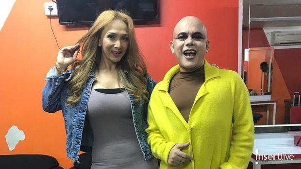 Kiki Fatmala dan Ozy Syahputra