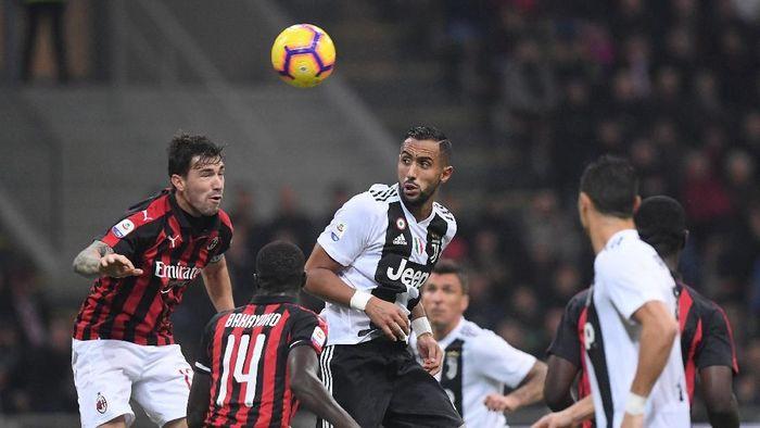 Juventus Bungkam AC Milan (REUTERS/Alberto Lingria)