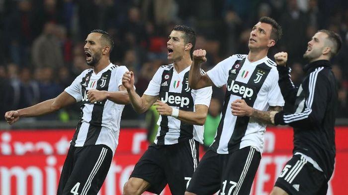Sembilan laga sisa jelang jeda musim dingin jadi fokus Juventus. Foto: Marco Luzzani/Getty Images