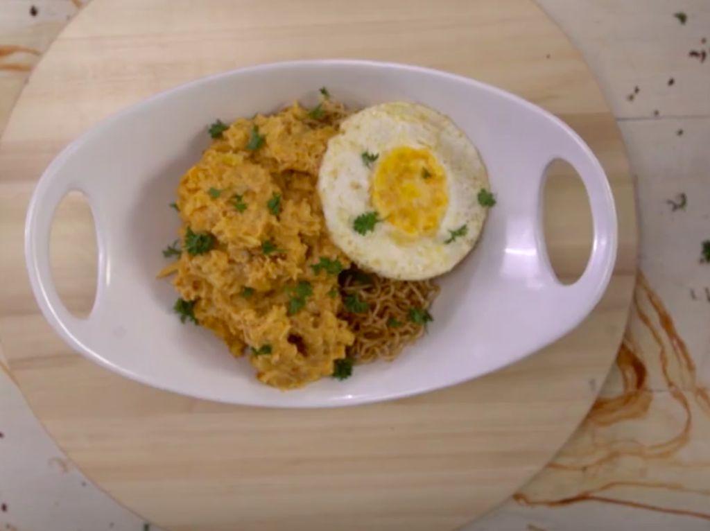 Resep Calamari Telur Asin, Menu Seafood Paling Gurih