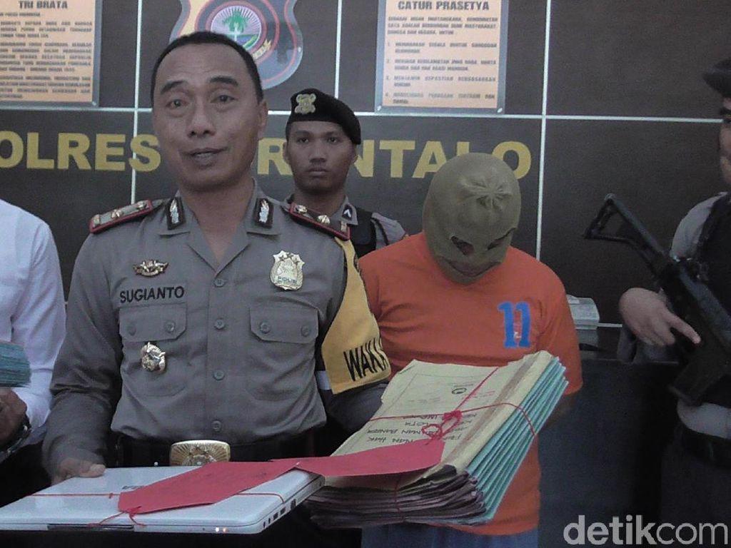 Pungli Sertifikat Tanah, Pegawai BPN Gorontalo Kena OTT