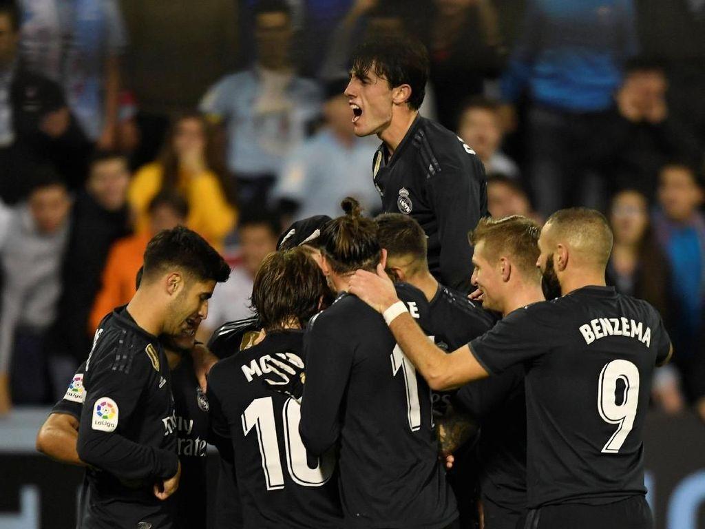 Madrid Kini Sudah Pede Lagi
