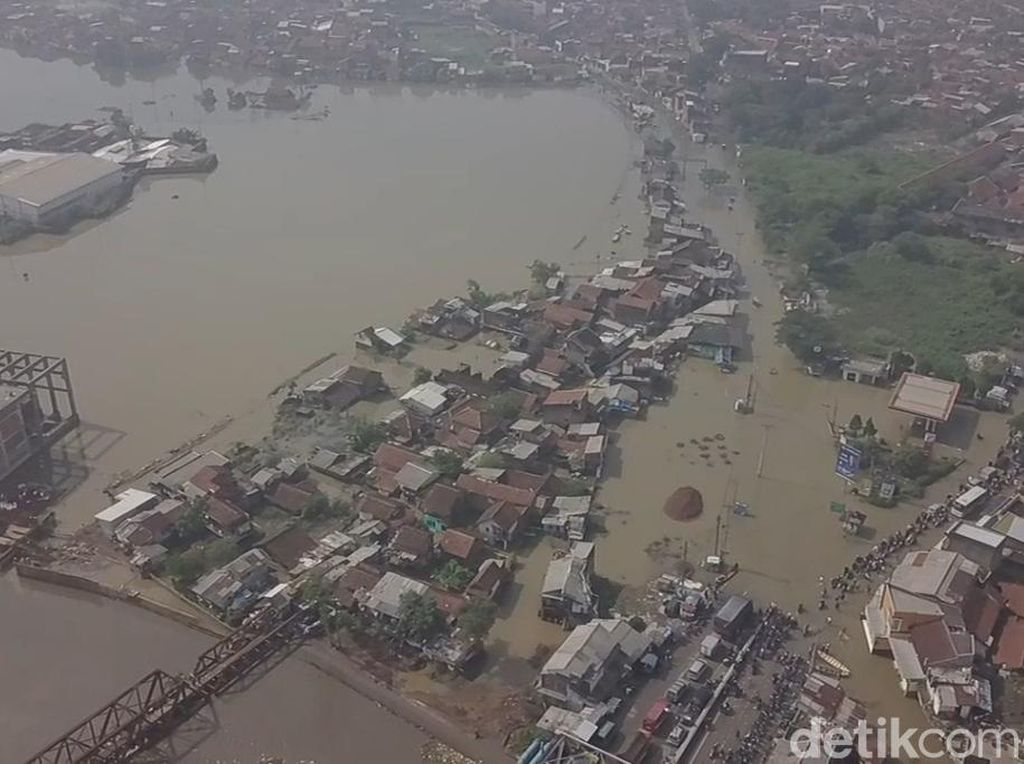 Dana Rp 50 M Disiapkan untuk Dampak Bencana di Jabar
