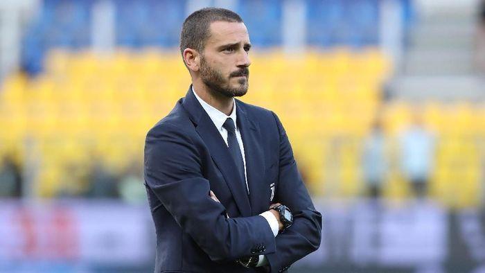 Leonardo Bonucci menolak Real Madrid demi pulang ke Juventus. (Foto: Marco Luzzani/Getty Images)