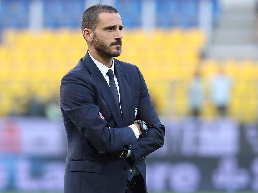 Bonucci: Kutolak Madrid demi Pulang ke Juventus