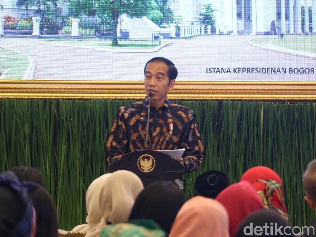 Jokowi: Pembangunan Hasilnya Tak Instan, Seperti Minum Pil Pahit