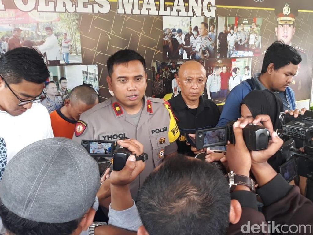 Komplotan Dukun Pengganda Uang di Malang Dibekuk