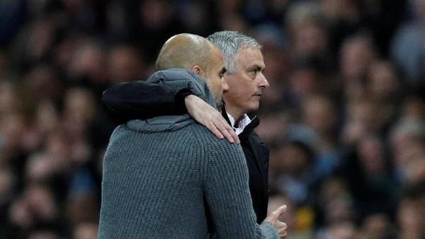 Mourinho: Kans Juara? MU Saja Belum Tembus 4 Besar
