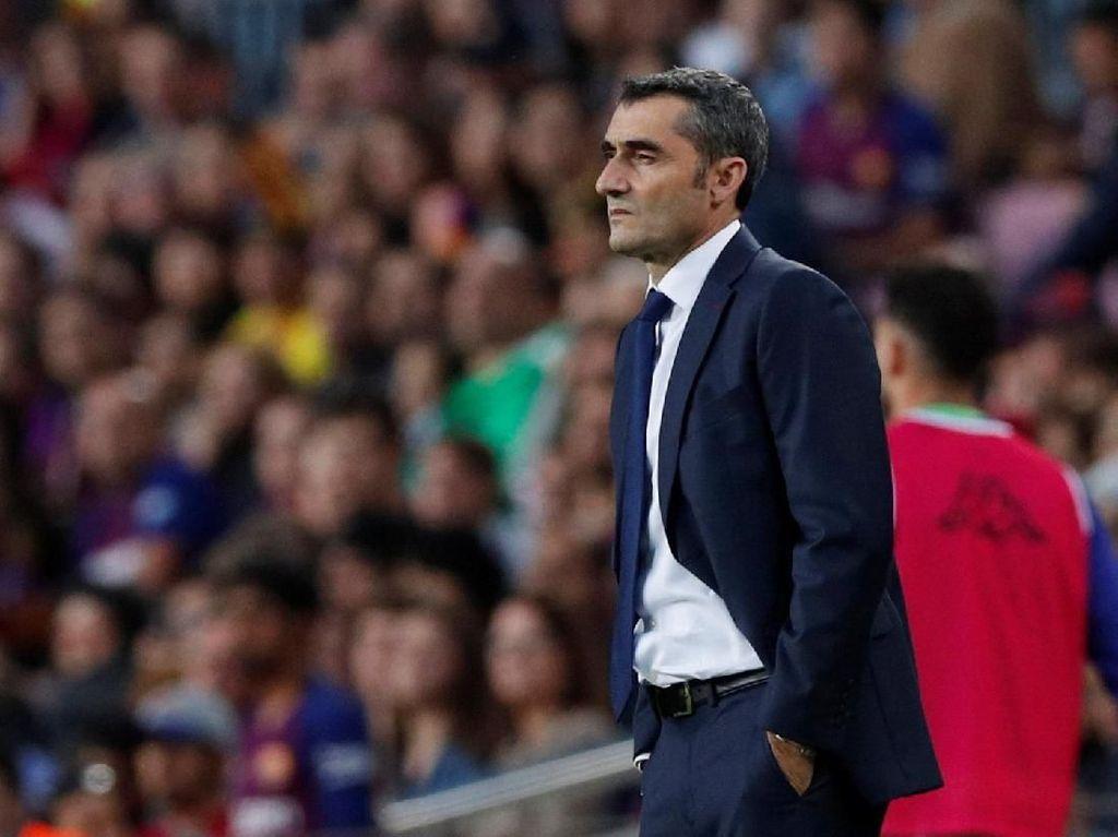 Barcelona Pantang Pandang Lyon Sebelah Mata