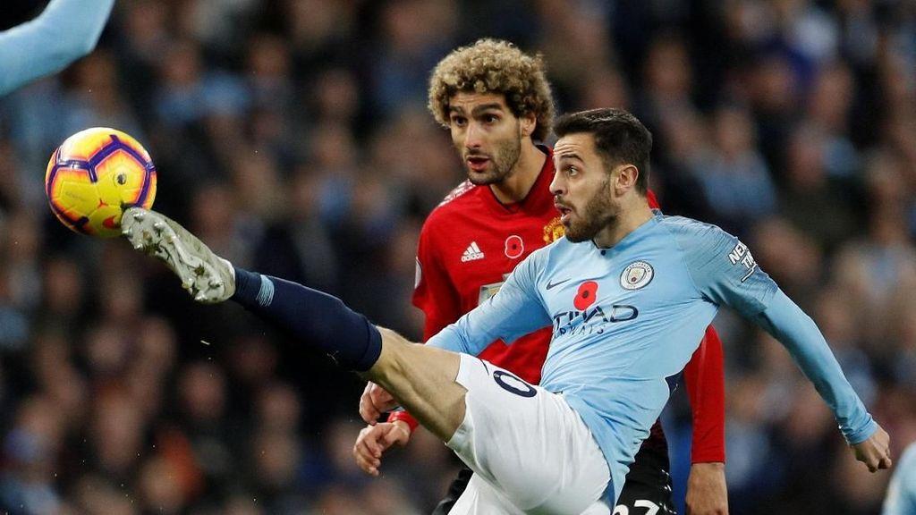 Fellaini Yakini City Akan Segera Kalah di Liga