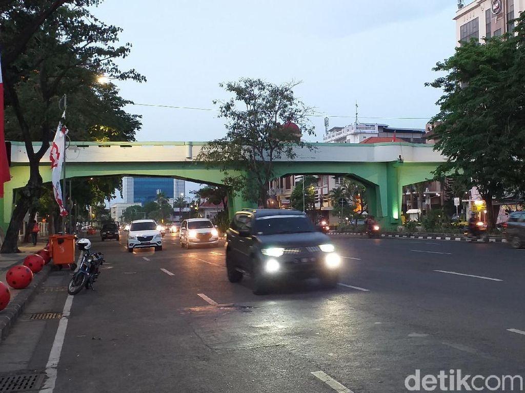 Viaduk Surabaya Membara yang Renggut 3 Korban Tewas, Ini Sejarahnya