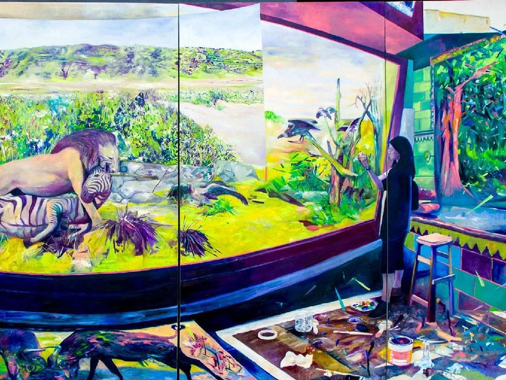 4 Seniman Kontemporer Indonesia Mejeng Karya di Brisbane