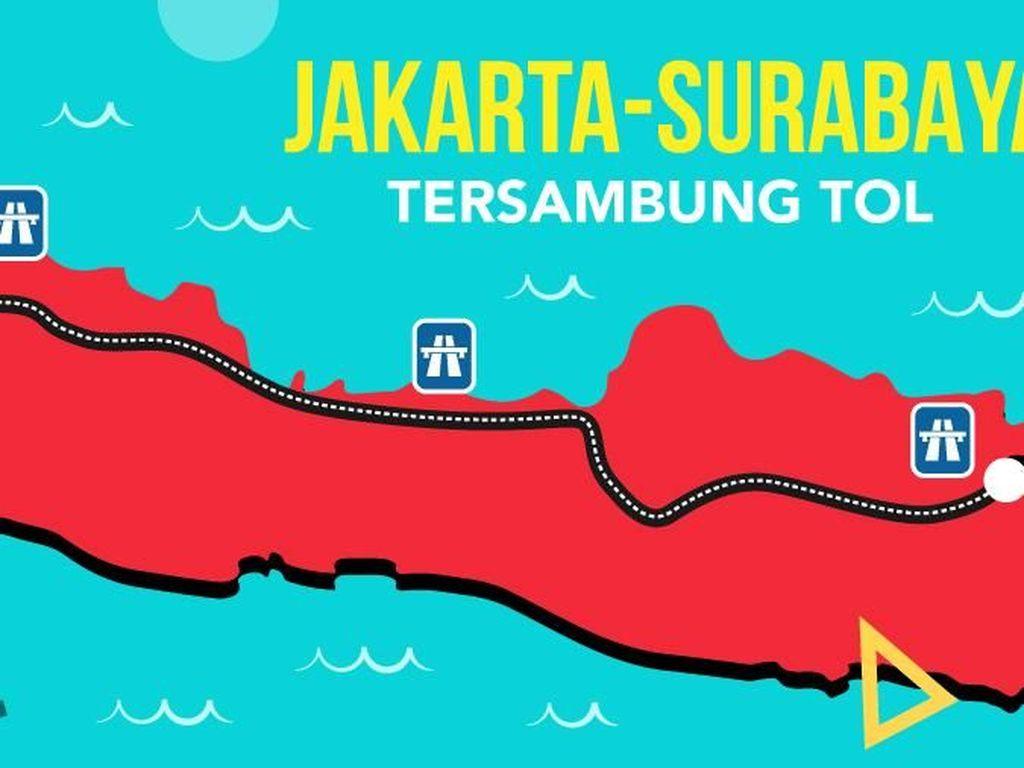 Ada Tarif Maksimum, Lewat Tol Trans Jawa Bisa Lebih Murah