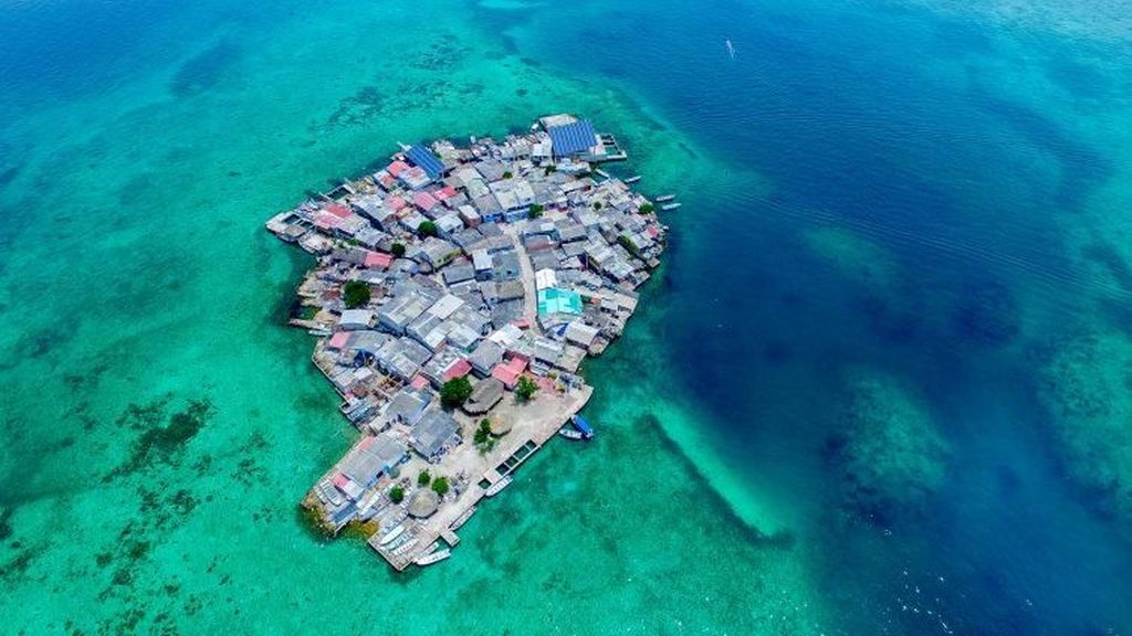Pulau Terpadat di Dunia, Tidak Ada Polisi dan Kriminal
