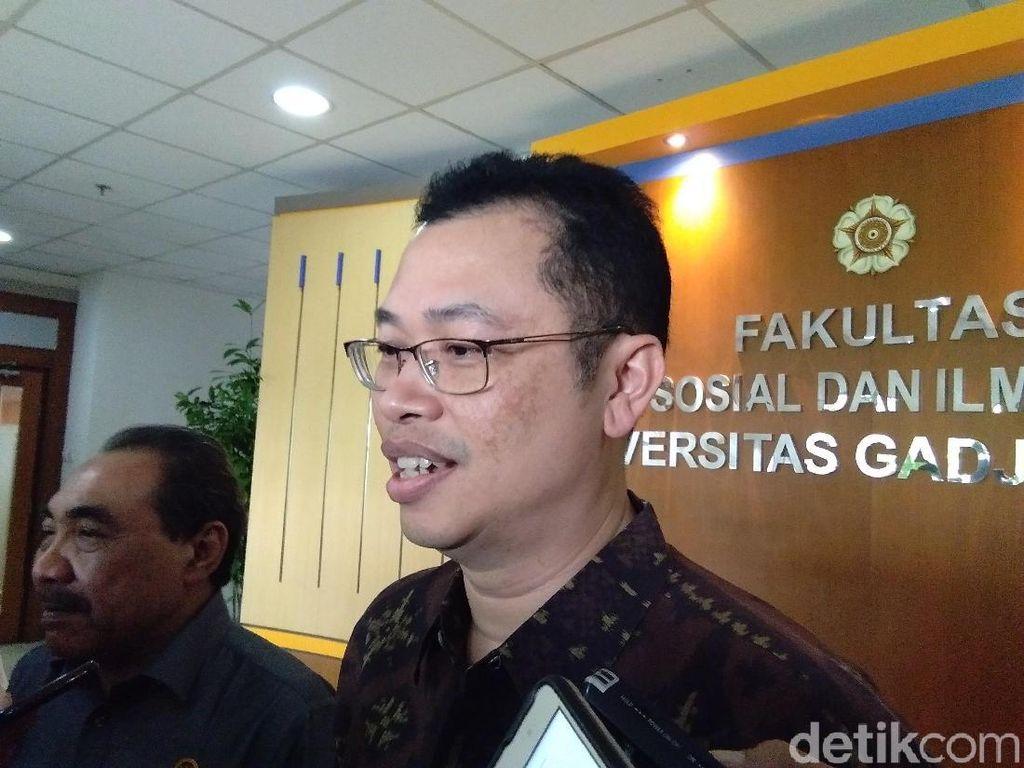 Dekan Fisipol UGM Sepakat Kasus Perkosaan Dibawa ke Jalur Hukum