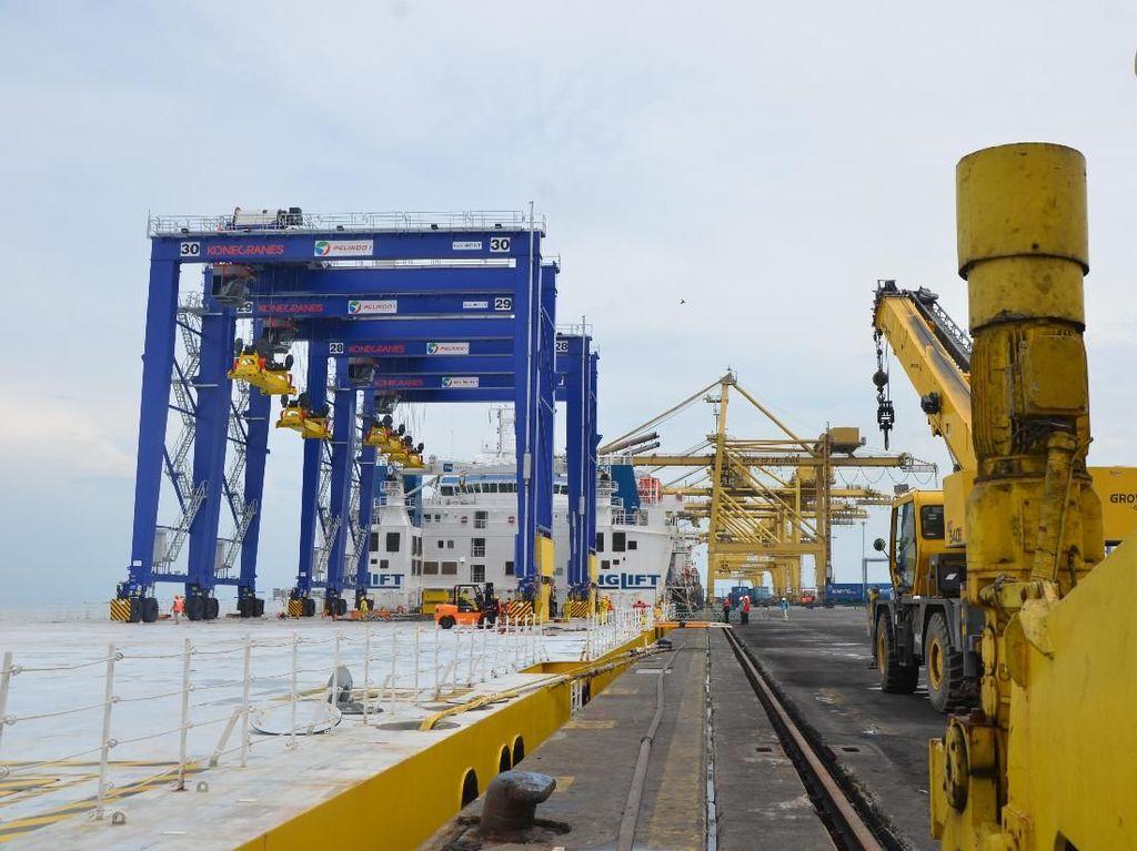 Giliran BUMN Pelabuhan Gabung Dalam Holding